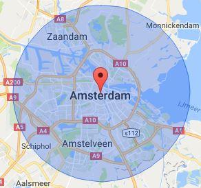 werkgebied-wasmachine-reparatie-amsterdam