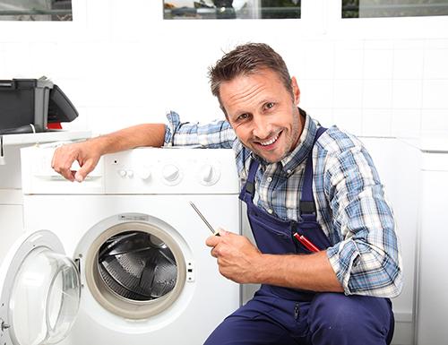 wasmachine monteur almere
